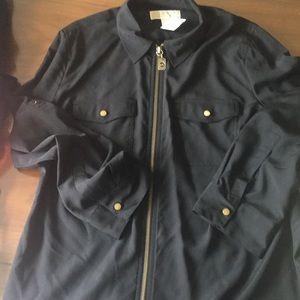 Stunning Michael kors black shirt